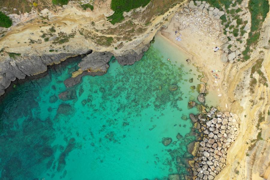 Baia di Porto Miggiano