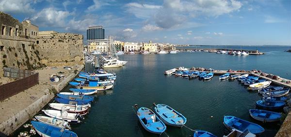 Gallipoli: Gli Hotel e le Case Vacanze per la tua vacanza low cost