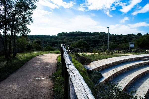 Alla scoperta di Parco Canali, a Vignacastrisi
