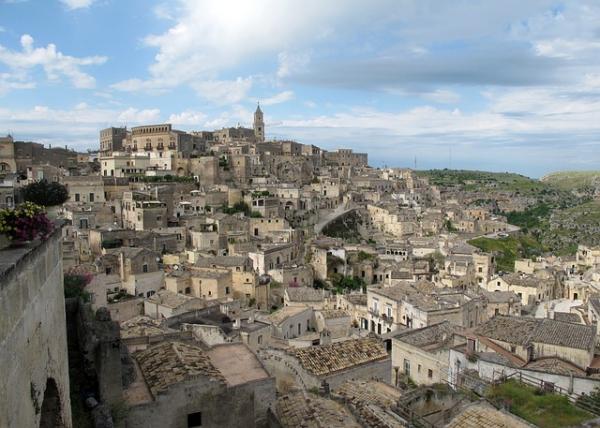 Itinerario storico culturale a Matera