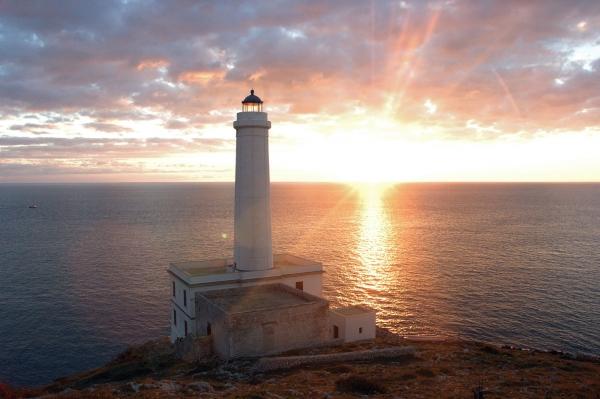 La bellezza di Otranto in autunno