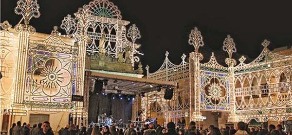 La festa patronale di San Gregorio Armeno a Nardò