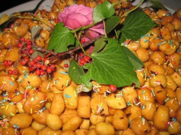 A tavola con le specialità natalizie del Salento