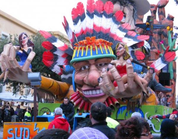 Al via il Carnevale 2016 nel Salento