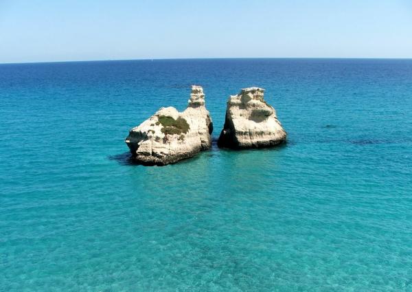 Le spiagge meno note e più belle del Salento