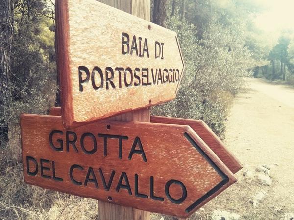 Il Parco Naturale di Porto Selvaggio