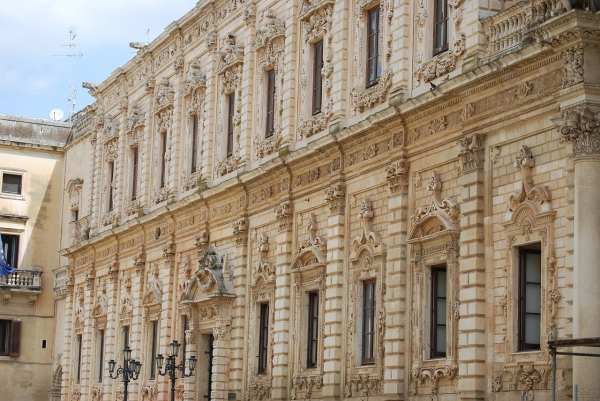 Alla scoperta del centro storico di Lecce