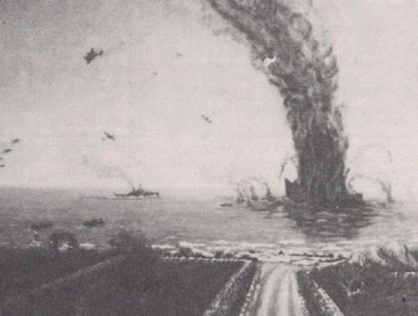 Il Salento nella seconda guerra mondiale: la battaglia di Torre Vado