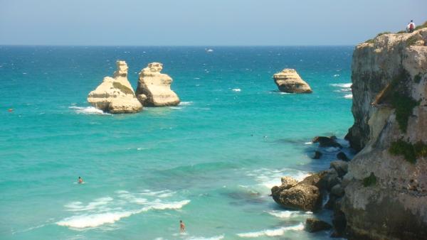 Torre dell'Orso: un angolo di Paradiso tra le rocce