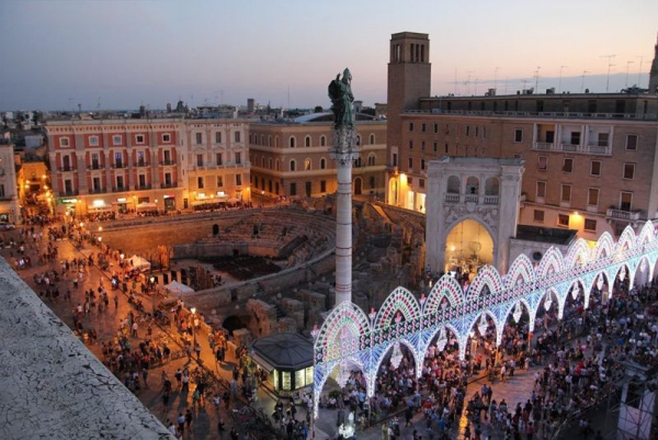 La festa Patronale di Lecce: Sant'Oronzo