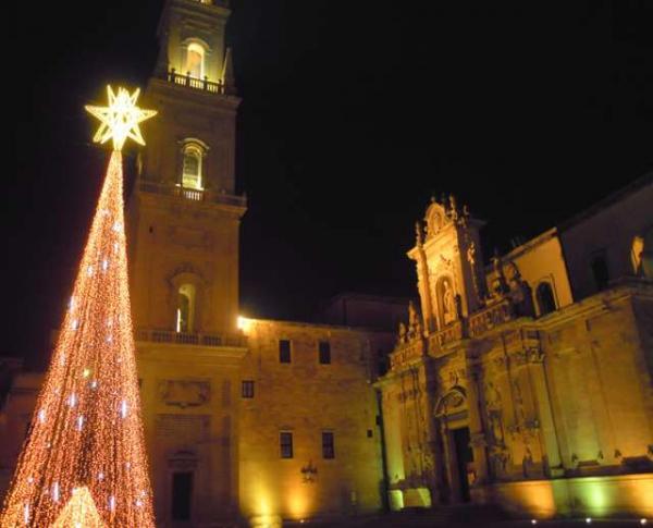 Trascorrere il Natale 2013 in Salento