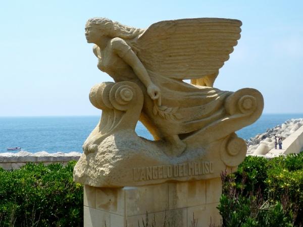 La sirena di Santa Maria di Leuca