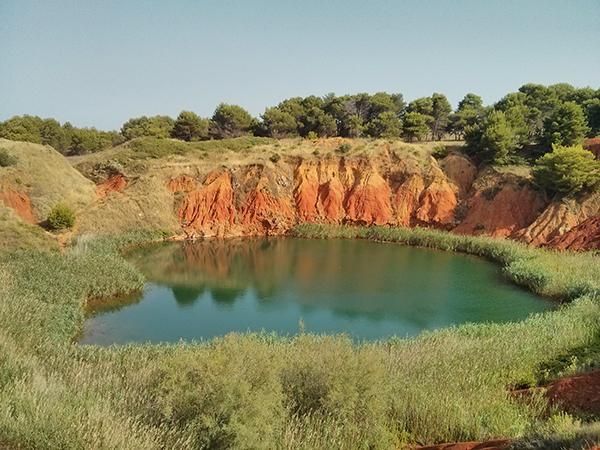 Le meraviglie di Otranto: la Baia delle Orte e la Cava di Bauxite