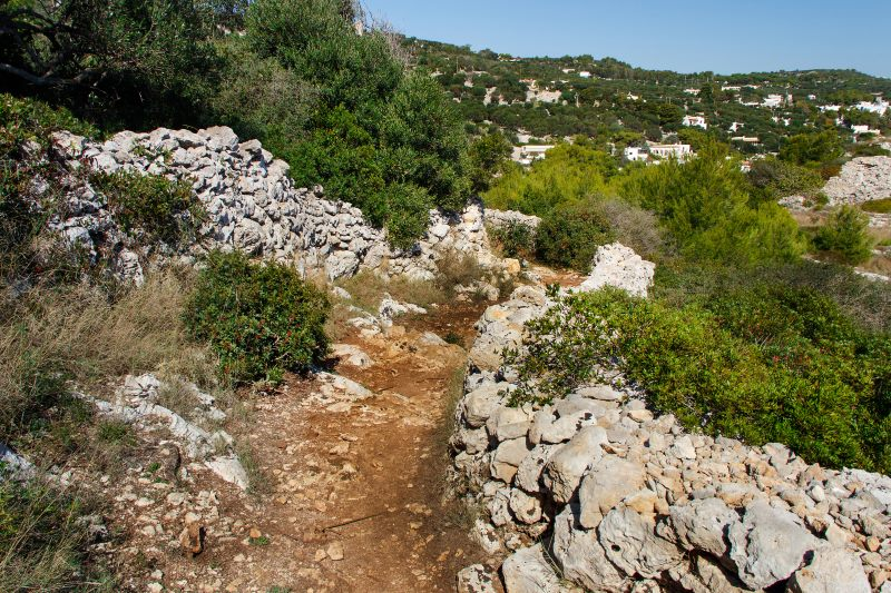 Sentiero Ciolo