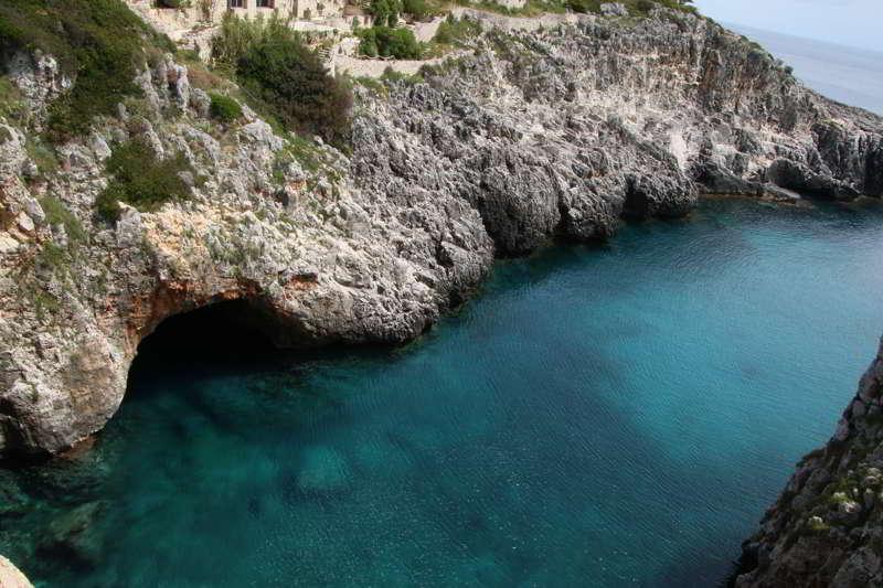 Gita in Barca e grotte del Salento