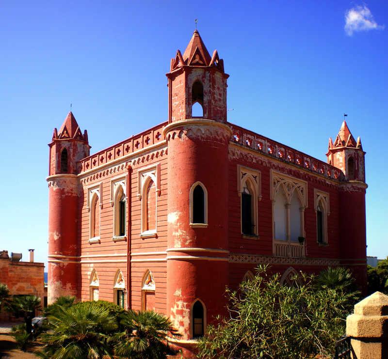 Le ville di Santa Maria di Leuca