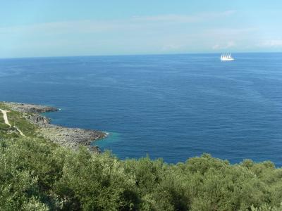 Trulli Vista Mare a Marina di Novaglie