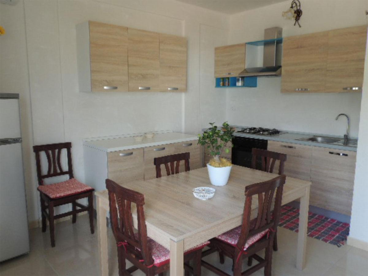 Appartamento Affitto Pescoluse Salento