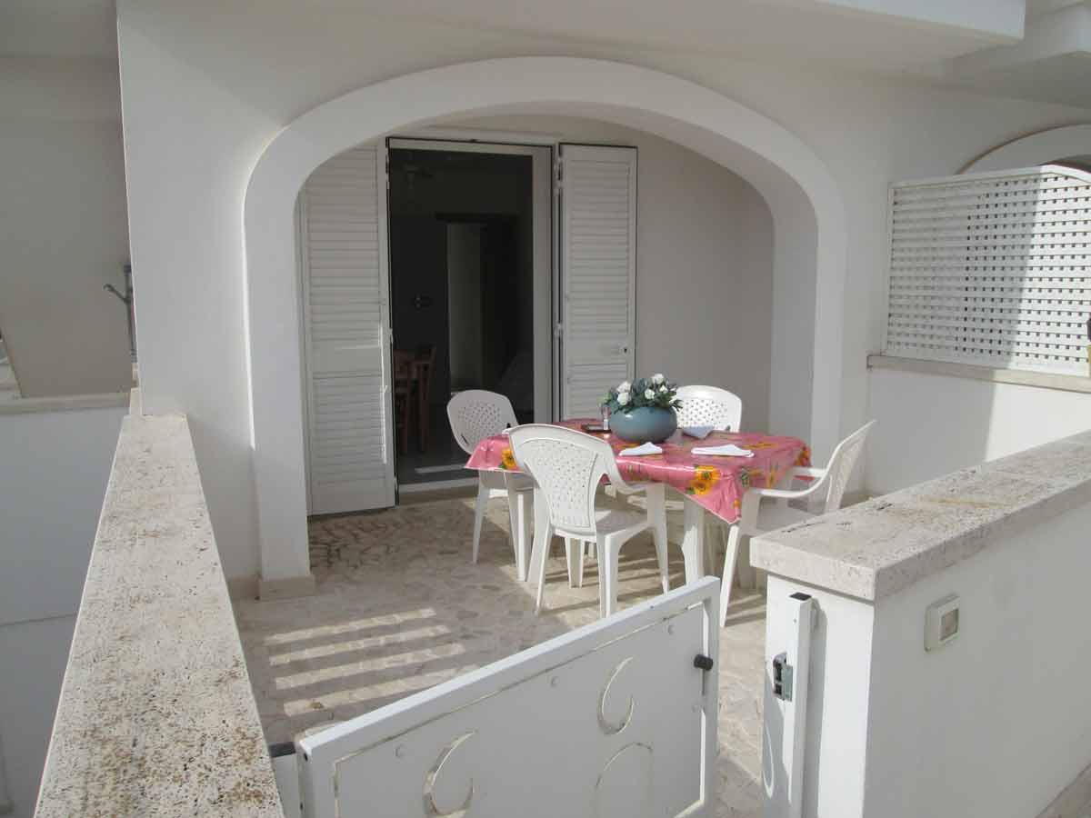 Casa Vacanze Piano Terra Pescoluse