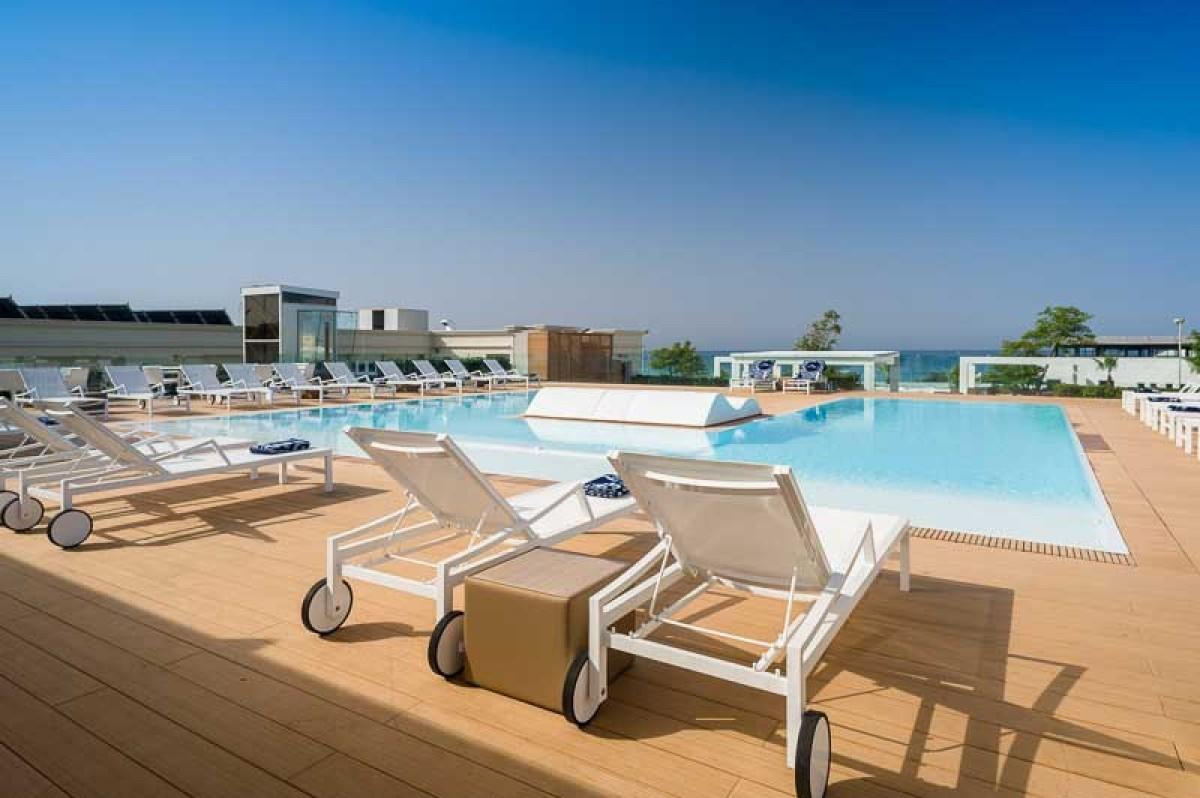 Le Dune Suite Hotel Porto Cesareo