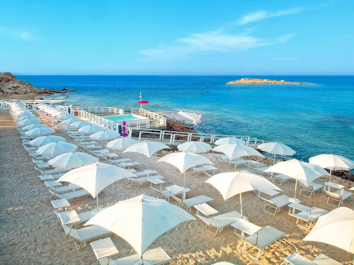 Veraclub Isola di Pazze Resort a Torre San Giovanni